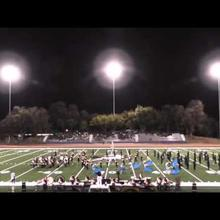LGHS Marching Band & Color Guard - Gilroy Garlic Classic 2015